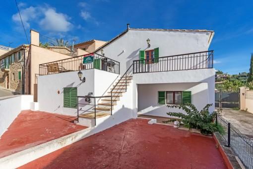 Dorfhaus mit viel Potenzial in Calvia