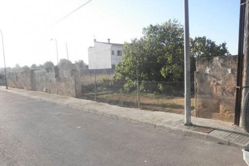 Gute Investitionsmöglichkeit - Grundstück für Wohnungsbau - S´Aranjassa