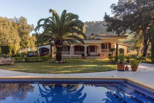Charmante Villa mit 3 Schlafzimmern in Son Toni, in der Nähe vom Golfplatz von Pollença