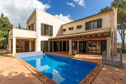 Prächtige Villa in Santa Ponsa