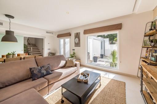 Chalet im minimalistischen loftstyle in sa torre zu kaufen