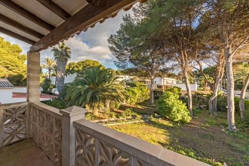 Chalet mit 2 separaten Grundstücken in Sometimes - Playa de Palma