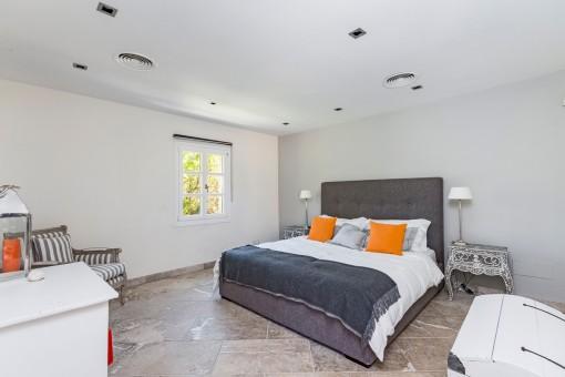 Gemütliches Schlafzimmer