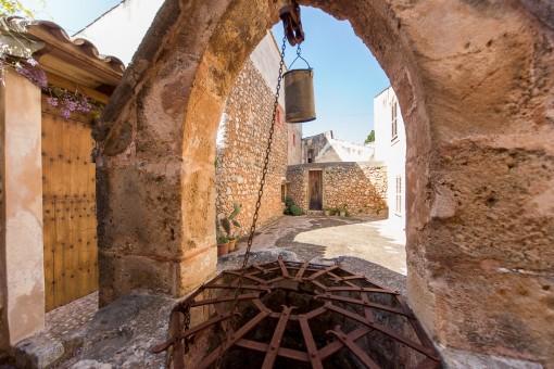 Idyllisches Dorfreihenhaus in der Nähe von Palma