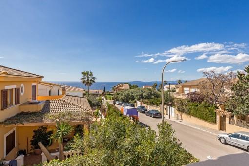 Charmantes Chalet mit Meerblick in der Nähe von Palma