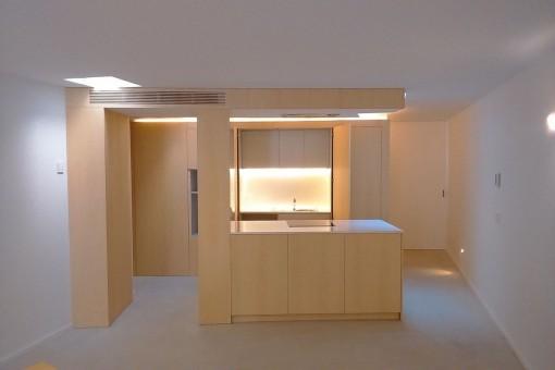 Komplett renoviertes Apartment am Plaza Pes de sa Palla in Palma