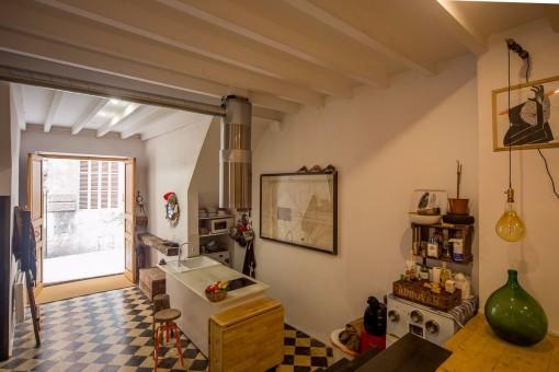 Modernes Studio in La Lonja, Altstadt