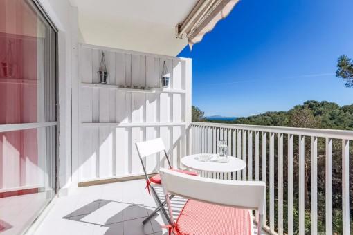 Reizendes Apartment in einer guten Wohngegend in Sol de Mallorca