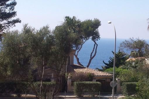 Flaches Doppelgrundstück mit Südausrichtung in Nova Santa Ponsa