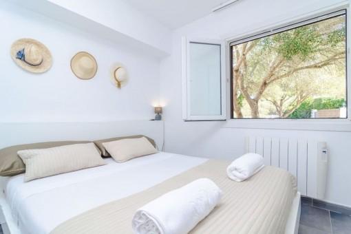 Alternative Ansicht vom Hauptschlafzimmer