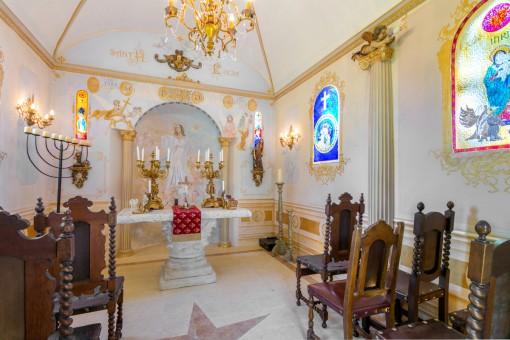 Bezaubernde Kapelle