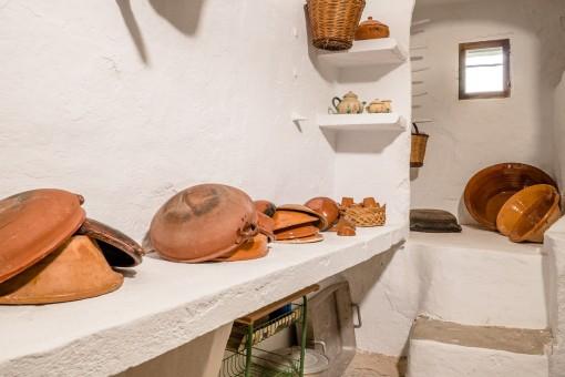 Zusätzlicher Raum für die Küche