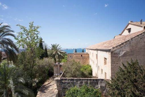 Einzigartiges, ruhiges Stadthaus in Mitten von Palma