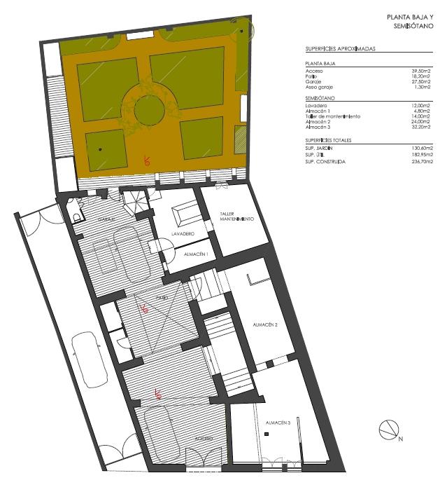 plano garage