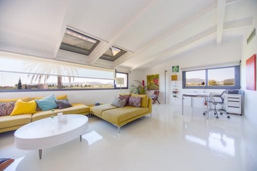 Exklusive und moderne Loftwohnung in einem sanierten, historisch-mallorquinischen 3-Parteien Haus