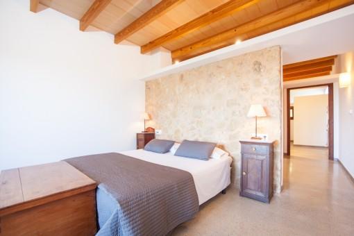 Mallorquinisches Schlafzimmer