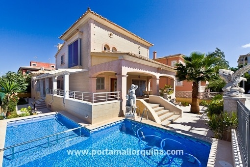 Villa der Luxusklasse an der Playa de Palma - La Ribera