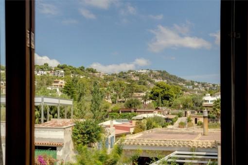 Stadthaus am Club de Vela mit viel Potenzial