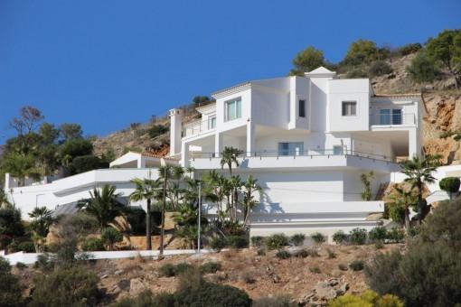 Herrliche Villa