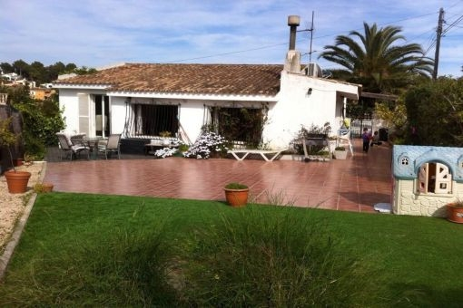 Freistehendes Haus in Costa de la Calma