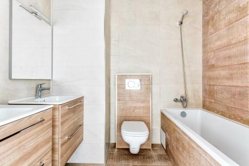 komfortables reihenhaus ganz in der n he von palma in la vileta kaufen. Black Bedroom Furniture Sets. Home Design Ideas