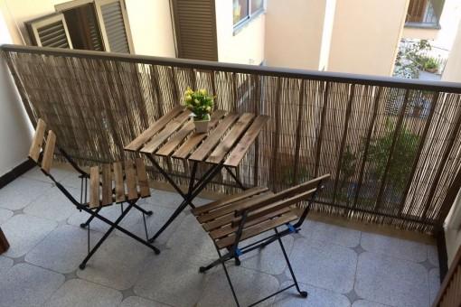 Ruhige, renovierte Wohnung, fußläufig zum Strand in Santa Ponsa