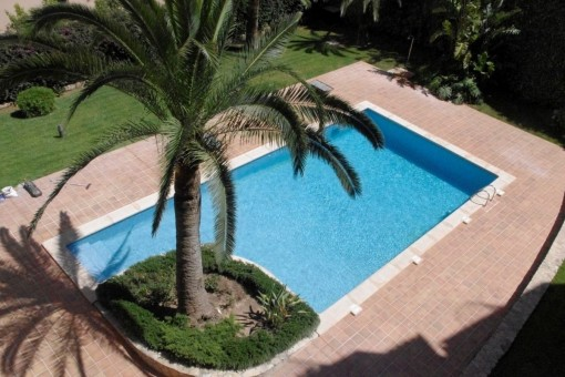 Ruhig gelegene Wohnung in der Nähe vom Paseo Maritimo