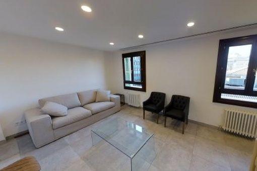 Wunderschöne, helle, modern renovierte Altstadt-Wohnung in Palma