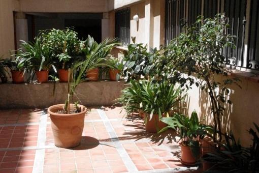 Helle Wohnung in der Nähe vom Parc de la Mar
