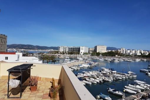 Apartment in einer der beliebtesten Regionen Palmas