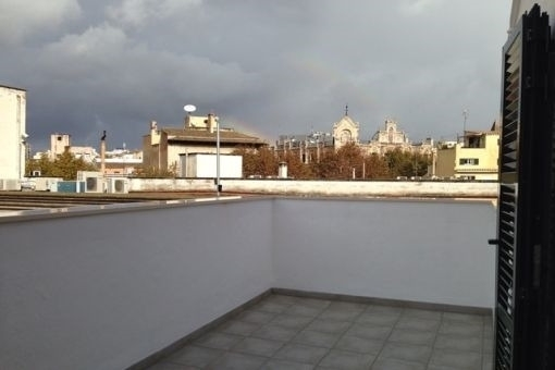 Neu renoviertes Penthouse in der Altstadt Palmas