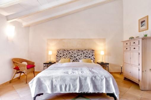 Wunderschönes Schlafzimmer