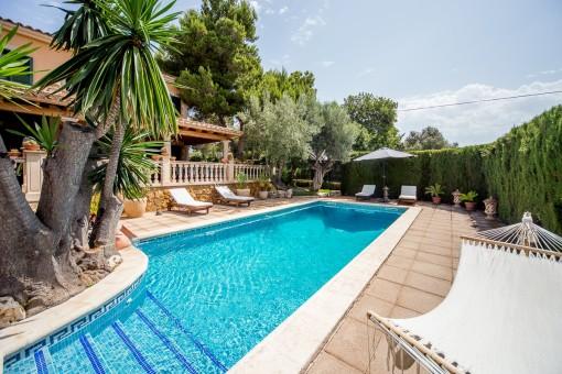 Prachtvolle Villa in schöner Lage in Sa Rapita