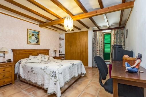 Schlafzimmer des Stadthauses