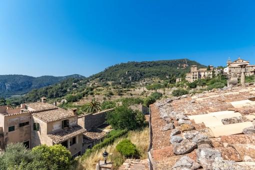 Haus im Herzen des Dorfes mit 2 Terrassen und fantastischer Aussicht in Valldemossa