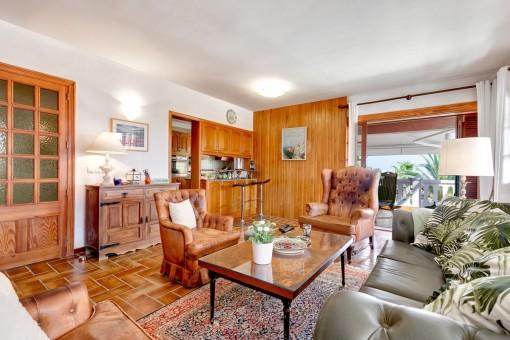 Die Immobilie bietet mehr als 400 qm Wohnfläche