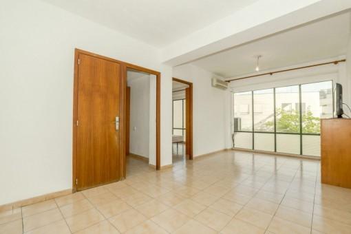 Teilmöblierte Wohnung in Santa Catalina