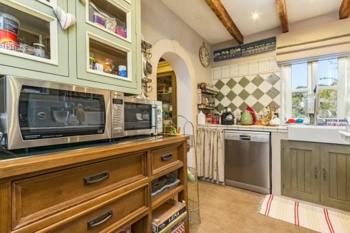 Die zweite Küche