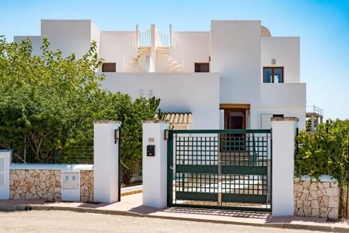 Schöne Doppelhaushälfte in toller Wohngegend in Cala d´Or