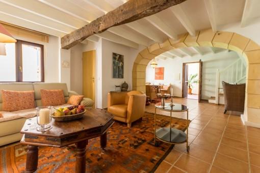 Hübsche Duplex-Wohnung im Herzen von Artá