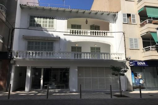 Zentral gelegene, komplett renovierte Wohnung in Cala Millor
