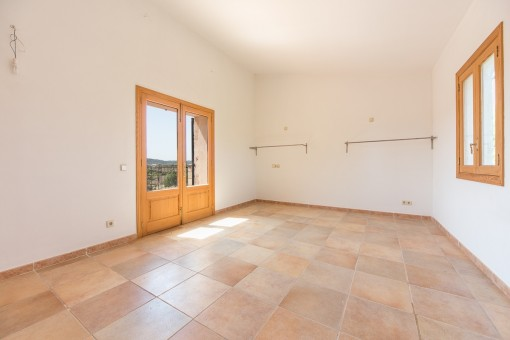 Die Finca bietet eine Wohnfläche von 300 qm