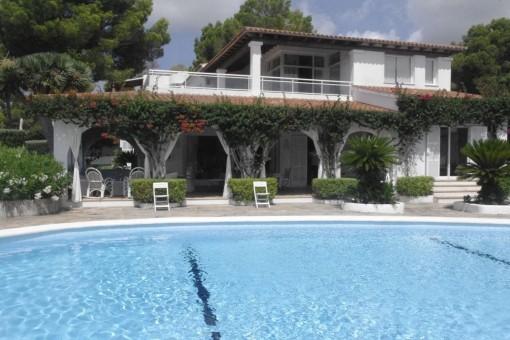 Villa für die ganze Familie in Sol de Mallorca