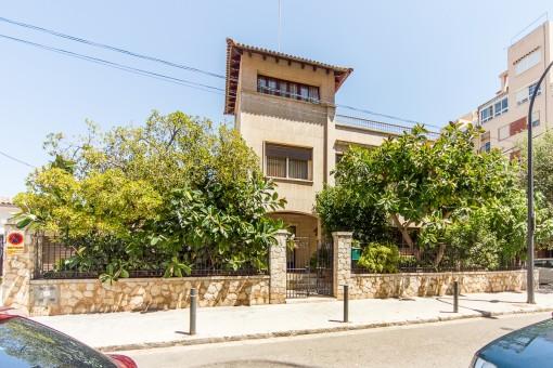 Geräumiges Einfamilienhaus in einer ruhigen Gegend von Can Pastilla