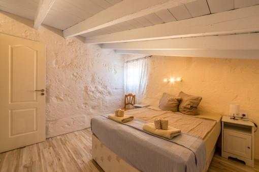 Antikes Doppelschlafzimmer