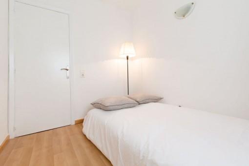 Eines von 3 Schlafzimmern