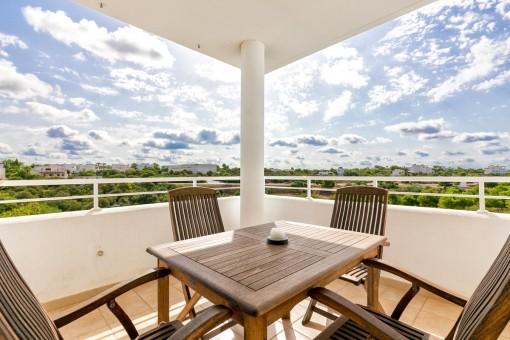 Neuwertiges Appartement in gepflegter Wohnanlage im Herzen von Cala D´Or