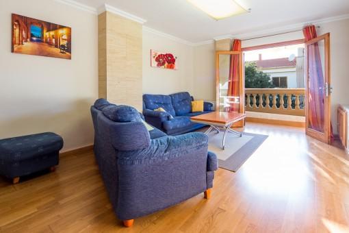 Nette 2 SZ-Wohnung in Molinar, nur 200 Meter vom Meer entfernt