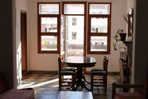 Helle, renovierte Wohnung in Palma Stadtteil El Forti