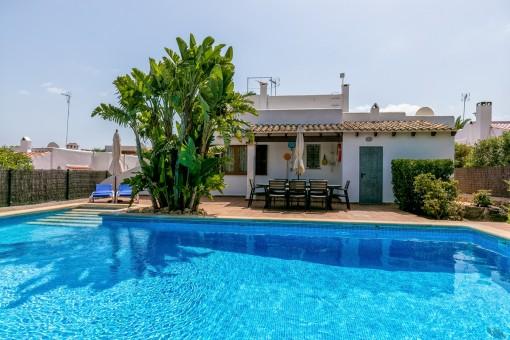Unterschiedlich Schönes Chalet in Cala D' Or mit Pool-kaufen XM79